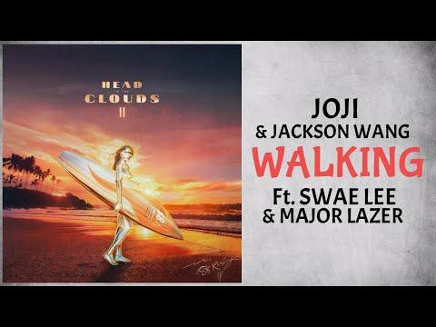 Joji & Jackson Wang - Walking (feat. Swae Lee & Major Lazer) (Audio)