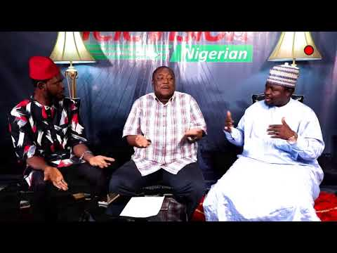"""""""State Of The Nation"""" Real Campaign On Television Nigerian"""