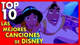 Las 10 mejores canciones de Disney - Top Ten #26 | Popcorn News