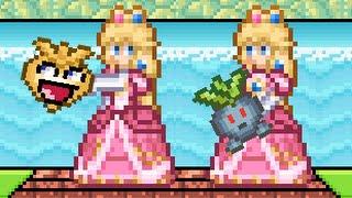 Top 10 Peach Plays | Super Smash Flash 2 ft. Sorabotics