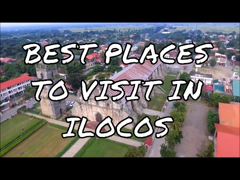 Best Places to Visit Ilocos Norte, Sur Tour Vigan, Pagudpud, Windmills