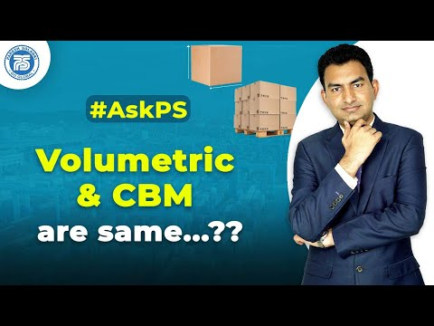 Volumetric & CBM is same...??   How to book LCL Cargo in Export..??   by Paresh Solanki
