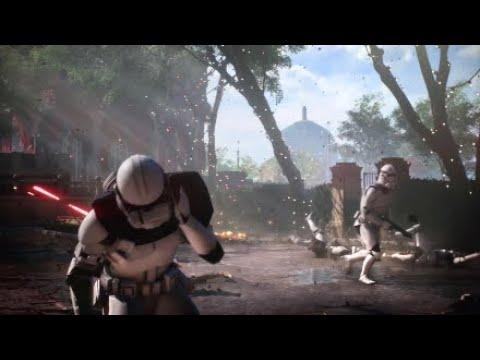 Go green with the wrecking machine!|Star Wars Battlefront II Gameplay|