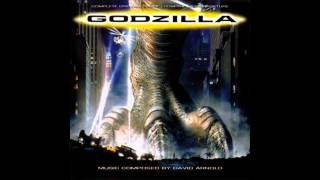 Godzilla Soundtrack CD 1 - The Beginning