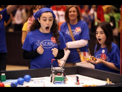FIRST® LEGO® League UK and Ireland Final 2015-16