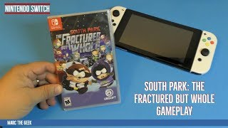 Nintendo Switch South Park: The Fractured But Whole Gameplay