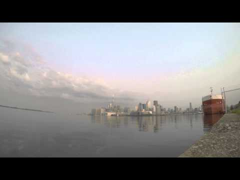 2hrs 46minutes 4k Long Form Ambient Video Sunrise July 5th 2015