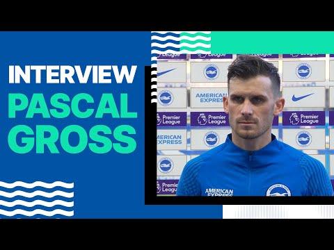 Pascal Gross On Late Liverpool Equaliser