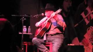 Ed Bruce - Texas When I Die - Live at Hat Tricks