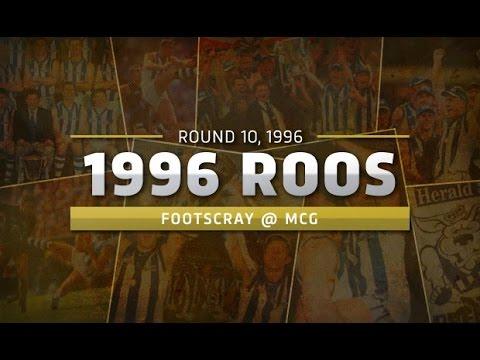 #96Roos: Round 10 v Footscray