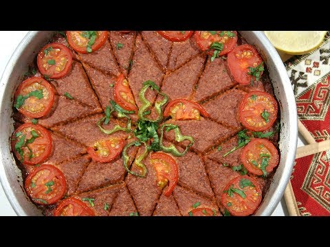 Սկուտեղով Կոլոլակ - Sini Kofte Recipe - Heghineh Cooking Show in Armenian