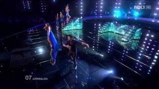 Eurovision Song Contest |2010| - Azerbaijan - Safura - Drip Drop - Karaoke