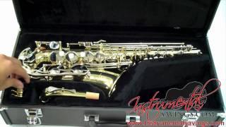 Yamaha YAS-23 Alto Saxophone & YAS-200AD Alto Saxophone