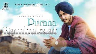 Purana Bambukaat (Harsh Zaildar) Mp3 Song Download