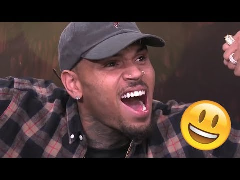 Chris Brown - Funny Moments (Best 2018★)