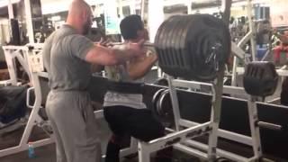 715 squat belt wraps