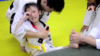 taekwondo bacak açma