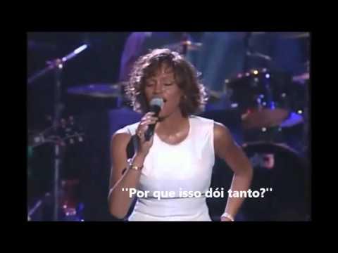 Whitney Houston  Why Does It Hurt So Bad  Legendado