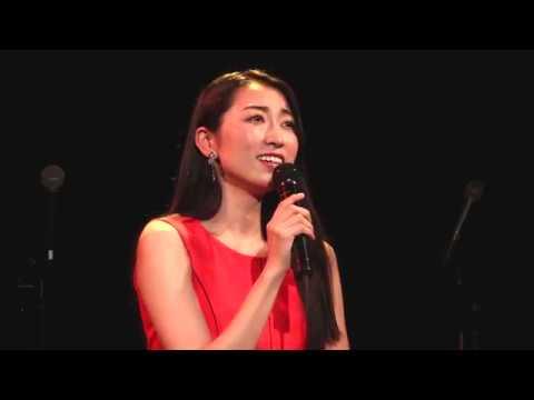 中里亜美---紅い花