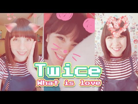 TWICE (What is love) 💗🎵 | Cover By Piyoasdf