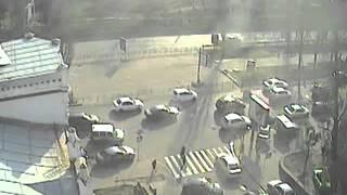 Заторы на дороге в городе Киев [2015-03-11 15:06:30]