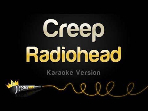Radiohead - Creep (Karaoke Version)