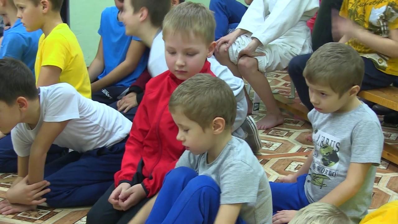 Спартакиада воспитанников секции «Юный Боец»