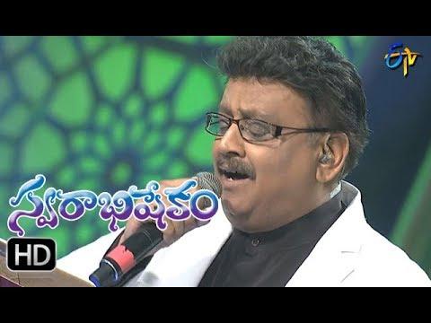 Idhi Naa Cheli Song | SP Balu Performance...