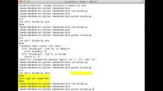 Download Video Python lecture 4-7 (পাইথন লেকচার ৪-৭) MP3 3GP MP4