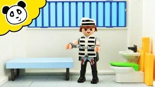 Playmobil Polizei - Freiwillig ins Gefängnis - Playmobil Film