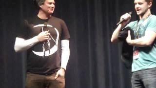 Tom Delonge, Will Eubank, and Gunner Wright LOVE Q&A  1/3