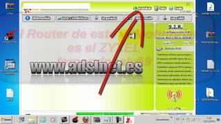 Detectar intruso en red wifi (Adslnet navigation tool )Para principiantes