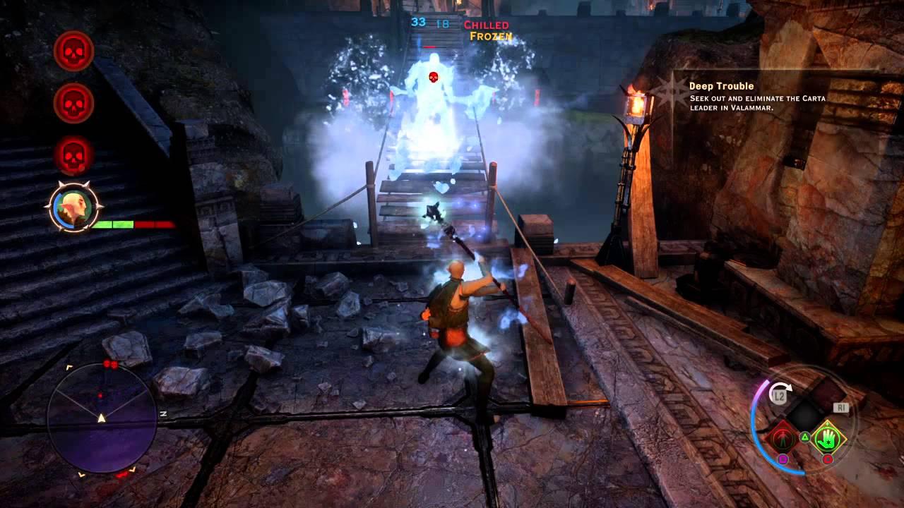 Level 3 Conquer Valammar Part 1 Dragon Age Inquisition 20141209082155 Youtube
