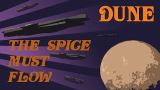Dune: Foundations of the Empire - Dune Month!