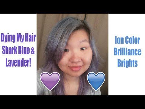 Shark Blue Ion Color Brilliance