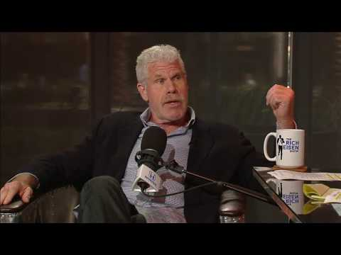 "Actor Ron Perlman of Crackle's ""StartUp"" Joins the Rich Eisen Show In-Studio 