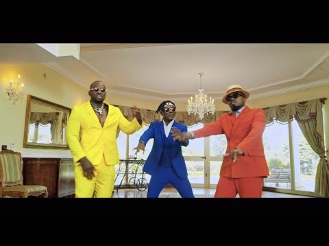 Kofi Jamar x Ice Prince x Khaligraph Jones - In The City (Official ...