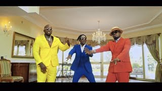 Kofi Jamar x Ice Prince x Khaligraph Jones - In The City (Official Music Video)