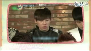 [MBC Every1]121107 E68 주간 아이돌 동우