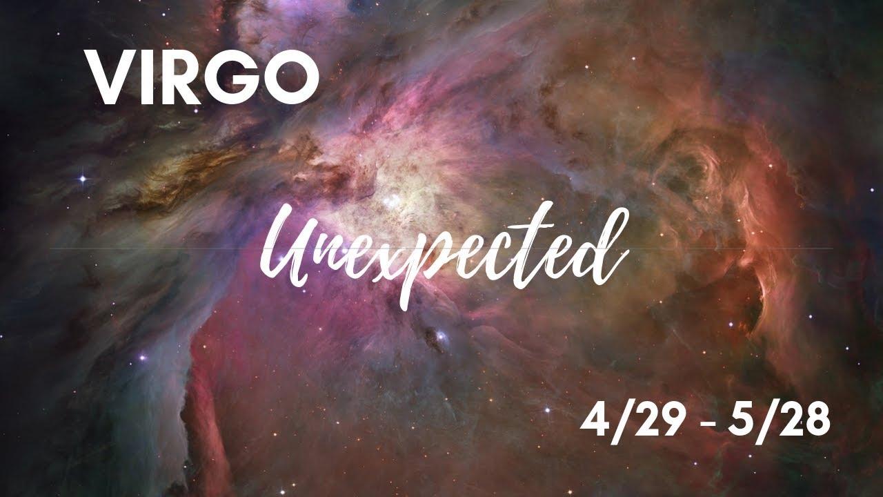 virgo weekly 29 to 4 tarot video