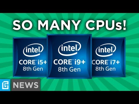 Intel Just Launched A TON Of Stuff! Budget CPUs, Motherboards & More!