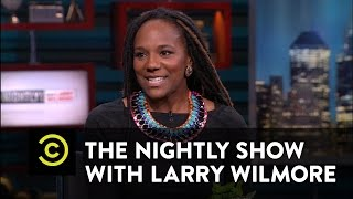 the nightly show bree newsome