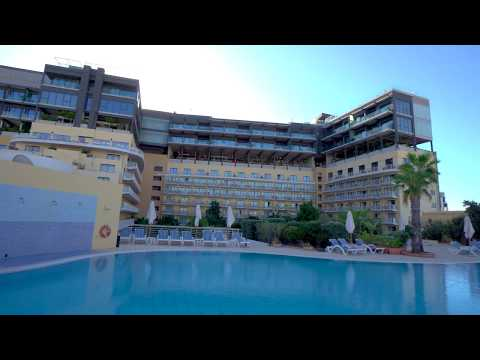 Best Hotel in Malta???  InterContinental Malta Hotel in St. Julians