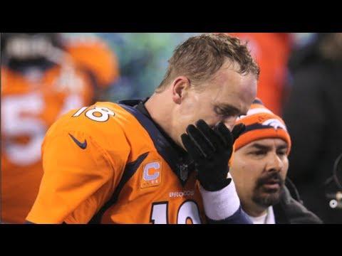 Peyton Manning Super Bowl Choker?