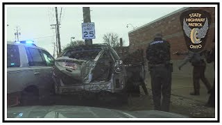 [Full Video] OSHP Pursuit And Arrest Of Imani Edwards   Dash Cam   United States   20190322