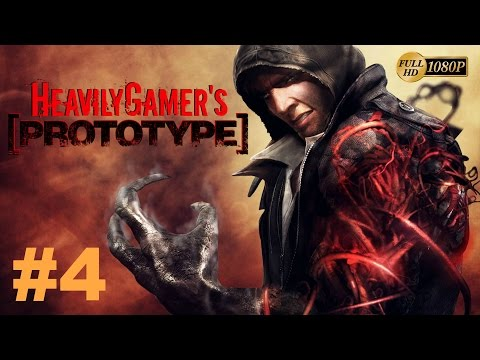 Prototype Gameplay Walkthrough (PC) Part 4:Infected Water Towers/Genetic Material/Destroy Patrols