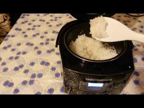 На какой программе в мультиварке варить рис