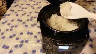 Как варить рис. Рецепт.