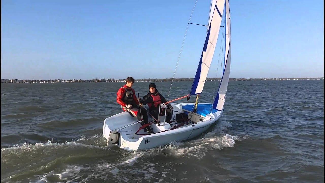 Hartley Sailboat