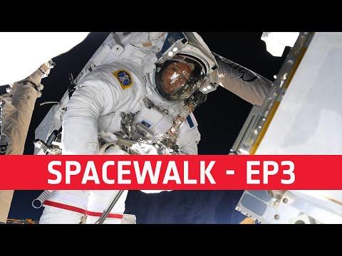 Spacewalk season timelapse, episode 3